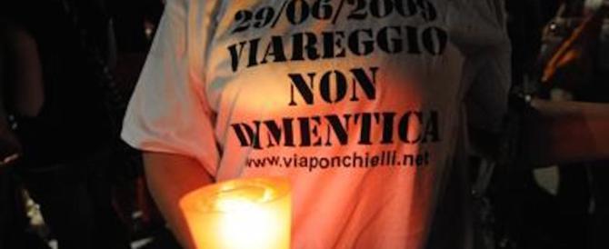 Strage di Viareggio, manifestazione dei familiari: oggi la sentenza