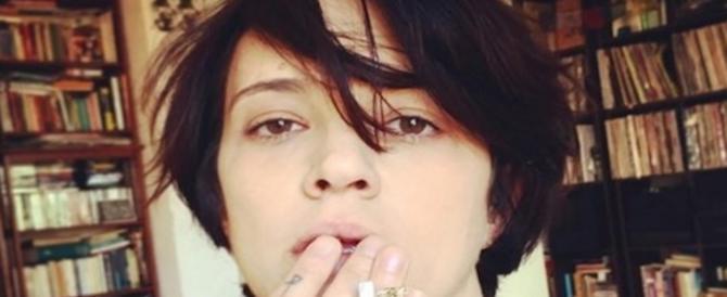 """""""Cocainomane"""": il web è con Giorgia Meloni. Inutili le scuse di Asia Argento"""