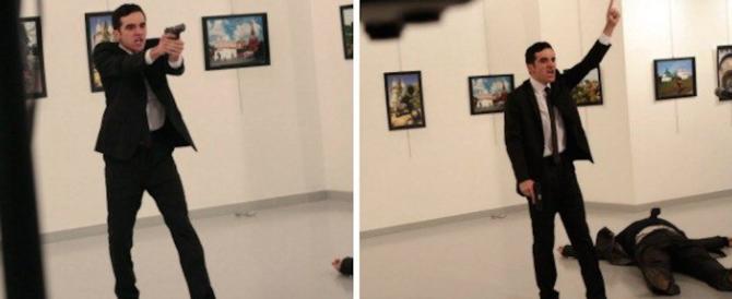 La foto del killer dell'ambasciatore russo vince il World Press Photo 2017