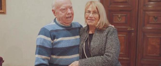 La figlia del podestà di Schio abbraccia il partigiano che uccise il padre