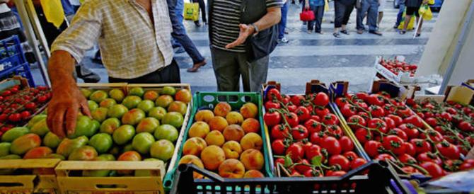 Frutta e verdura: prezzi alle stelle per il pazzo inverno. L'allarme di Coldiretti