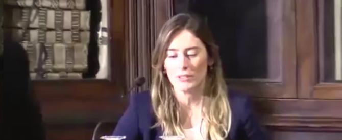 Il prof attacca la Boschi: «Ministro, andrà all'inferno». Lei risponde così… (video)