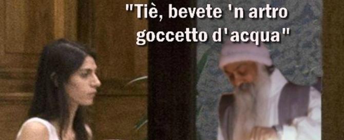 Malore della Raggi, Grillo ai cronisti: «Restate umani, lasciatela in pace»