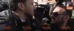 Casaleggio jr a Roma. Per la prima volta s'è sentita la sua voce… (video)