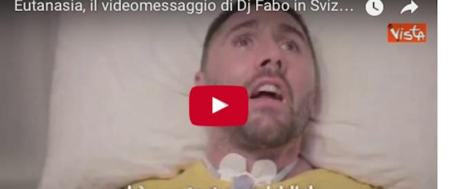 DJ Fabo è morto. Il suo messaggio straziante lanciato su twitter (video)