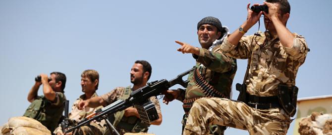 Lotta a Da'esh: i militari italiani hanno già addestrato oltre 7600 Peshmerga curdi