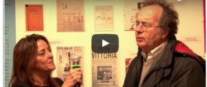 Lodoli ricorda il padre: «Ha sempre auspicato la riconciliazione» (VIDEO)