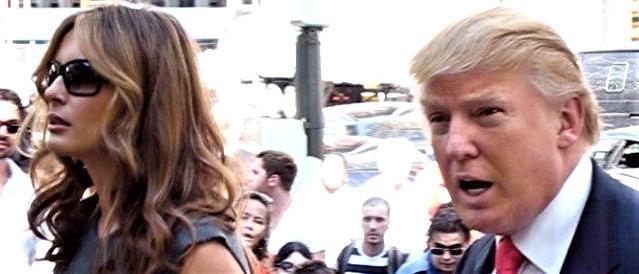 Dopo il figlio autistico, la moglie escort: ancora fango su Trump (video)