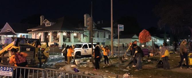 New Orleans, ubriaco investe 28 persone: 12 sono in condizioni critiche