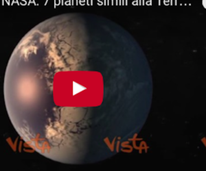 """Ecco le immagini dei pianeti """"gemelli"""" della Terra: la ricostruzione della Nasa (video)"""