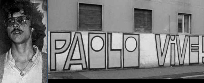 L'assassinio di Paolo Di Nella a Roma ancora impunito dopo 34 anni