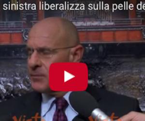 "Milleproroghe, tensione tra FdI e M5S. Rampelli a Sibilia: ""Vai a studiare"" (video)"