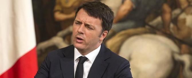 Renzi: facciamo il congresso ma chi perde non scappi col pallone (video)