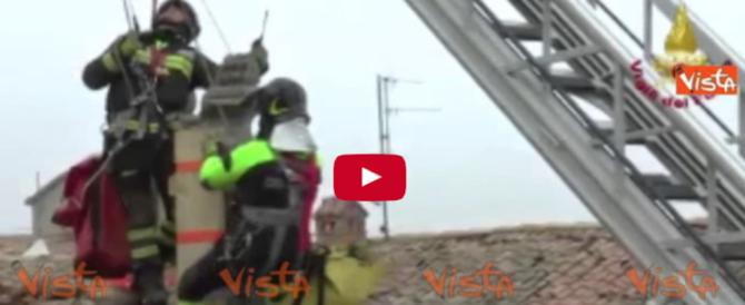 La terra trema ancora a Teramo e Accumoli: scosse di magnitudo 3.8 (video)