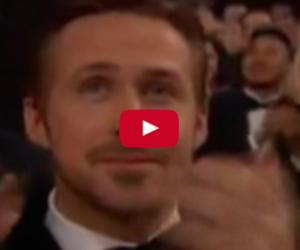 Oscar, dopo il fiocco rosso per la ricerca sull'Aids, ecco il fiocco blu anti Trump (video)