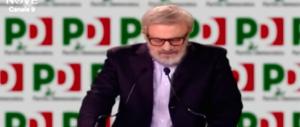 Michele Emiliano fa quattro parti in commedia. E Crozza lo castiga (video)