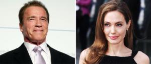 Schwarzy e la Jolie come Madonna: proprio non si rassegnano a Trump