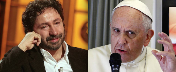 Socci: «Il Papa critica Trump? Pensi al muro che circonda il Vaticano»