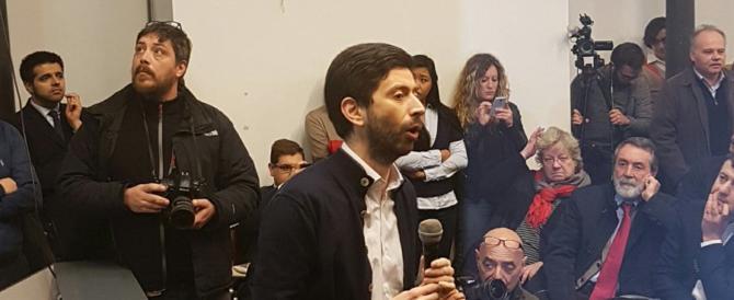 """Addio Pd, nasce Dp. Al primo punto """"farla pagare"""" a Renzi (VIDEO)"""