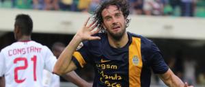 Luca Toni assediato in auto dai tifosi dell'Avellino: tragedia sfiorata