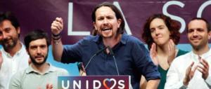 Già finito il fuoco di paglia di Podemos? Il partito si divide in due