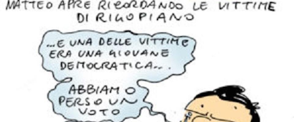 """Vignetta del Fatto su Rigopiano, la rabbia dei genitori di Jessica: """"Sciacalli"""""""