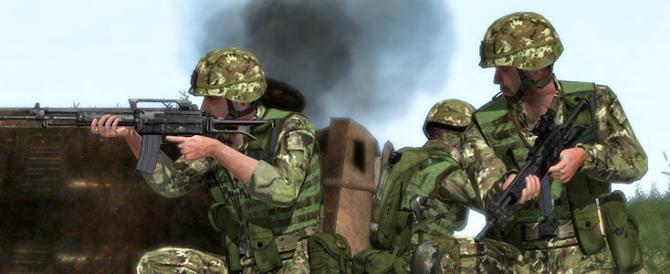Buone notizie: aumenta in Italia la spesa per gli armamenti: 23,3 miliardi