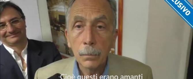 Raggi-gate, Feltri pubblica l'audio di Berdini: era l'amante di Romeo (video)