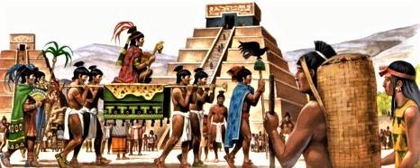 Fu la salmonella arrivata dall'Europa che sterminò l'80 % degli aztechi
