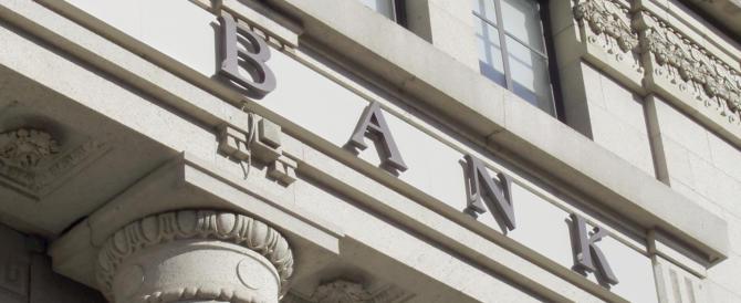"""Nelle banche c'è un """"tesoro"""" di 1300 mld: è degli italiani che hanno paura"""