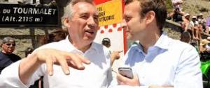 La Le Pen fa davvero paura: Bayrou non si candida e va con Macron
