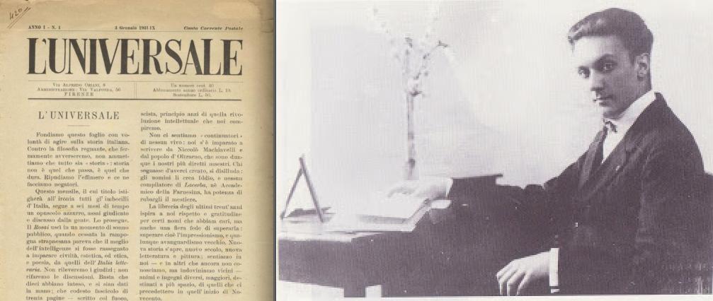 """""""Ripubblicata l'antologia de """"L'Universale"""". Berto Ricci a misura dei millenial"""" di Mario Bozzi Sentieri"""