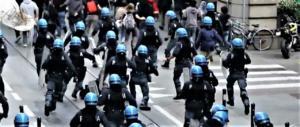 Bologna, atti di vandalismo da parte dei soliti collettivi universitari