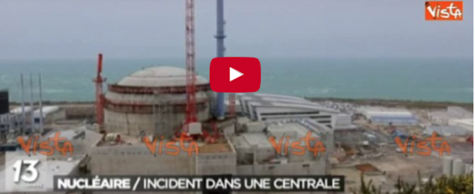 Francia, esplosione nella centrale nucleare. Allarme rientrato (video)