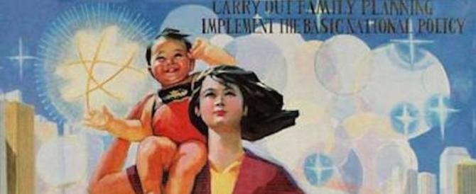 """Cina, ora il governo chiede di fare due figli. E prepara il """"premio nascita"""""""