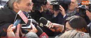 """Delrio, frasi choc contro Renzi in un video """"rubato"""". Poi la smentita…"""