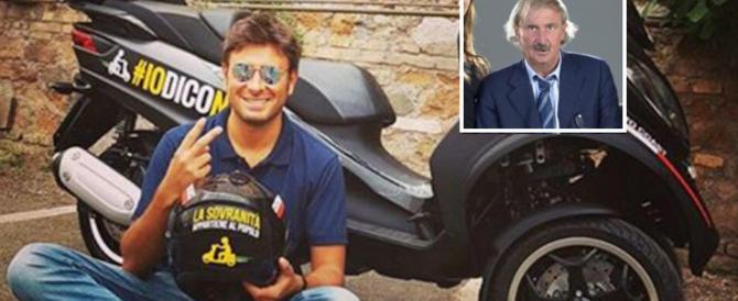 Lo scooter di Di Battista venduto a un finanziere che ama i paradisi fiscali