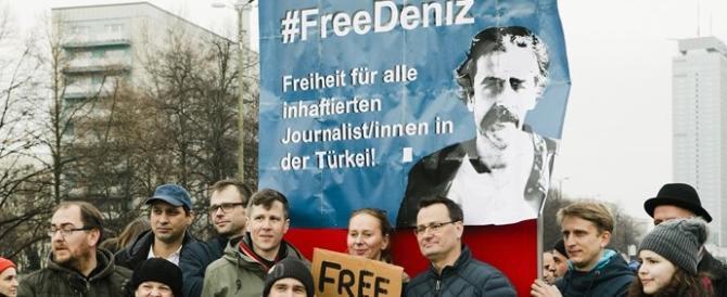 """Bufera su Erdogan per il reporter di """"die Welt"""" ancora incarcerato"""