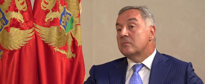 Tentato golpe contro Djukanovic, Montenegro furioso con Mosca