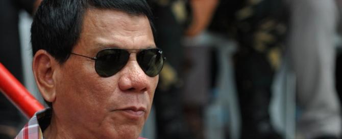 Filippine, «Comunisti in galera». L'ordine di Duterte contro i maoisti