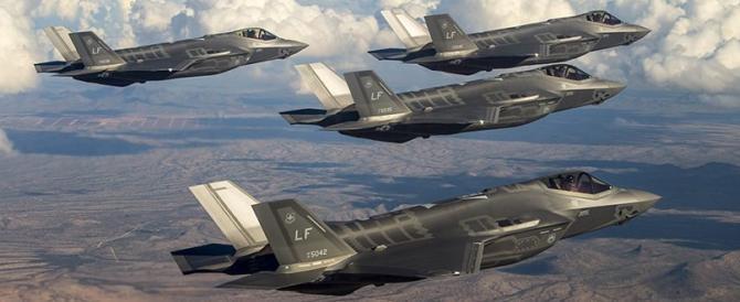 """La spunta Trump: sugli F-35 si fa fare lo """"sconto"""" di 738 milioni di dollari"""