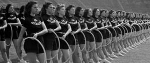 Per il fascismo il calcio era lo sport più bello perché insegnava a fare squadra
