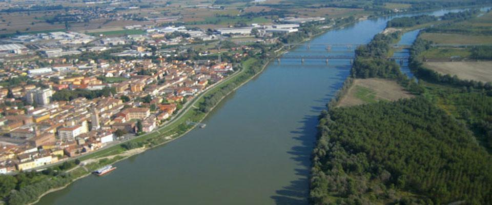Il po ancora pieno di pesticidi ma non erano vietati da - Portano acqua ai fiumi ...