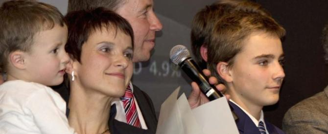 Germania, boom di Afd. Ma la leader Frauke Petry non entra nel gruppo al Bundestag