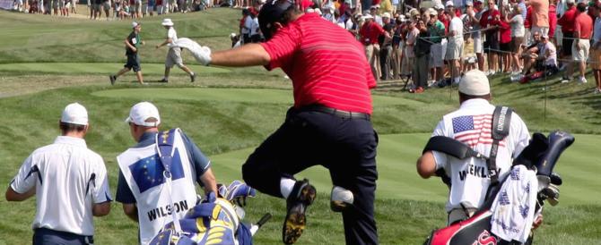 """La guerra del golf: governo sotto scacco, senza soldi niente """"Ryder Cup"""""""