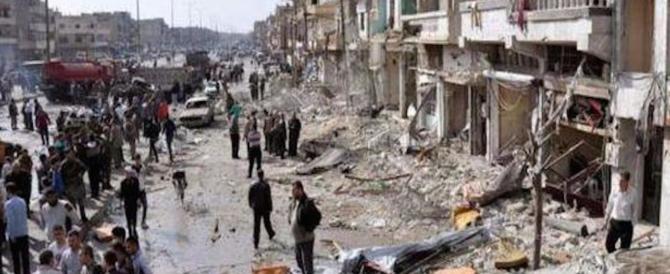 Siria, attacco jihadista contro le forze di sicurezza di Homs: 42 le vittime