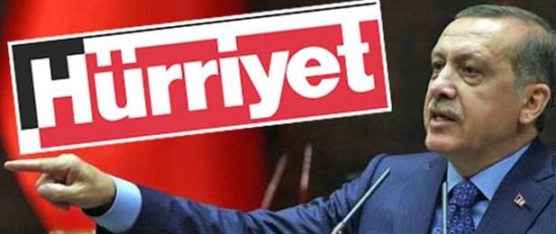 Licenziato il direttore di Hurriyet perché ha fatto infuriare Erdogan