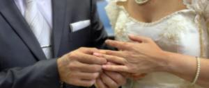 Gli italiani lo fanno meglio… il matrimonio: un business da 54.000 € a cerimonia