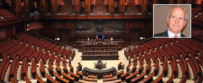 Può esistere una democrazia senza partiti? Salvo Andò parla del caso italiano
