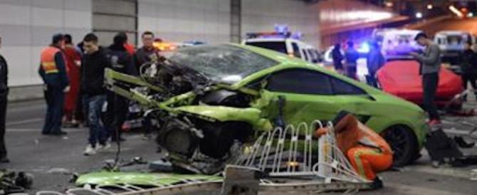 Si sfidano con le auto, uccidono un uomo. Doppio ergastolo in Germania